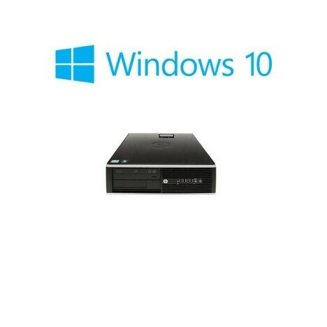 Calculatoare Refurbished HP Compaq 8100 Elite sff, Core I5-650 Win 10 Home